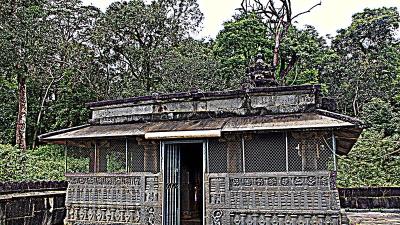 मुत्तिनकेरे वेंकटारामा मंदिर