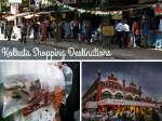 Travel to the 5 Shopping Destinations in Kolkata