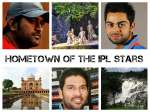 Explore the Hometowns of these IPL Stars