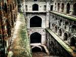 Agrasen Ki Baoli In Delhi - Black Water That Entices People To Commit Suicide!