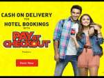 Makemytrip 'Cash On Delivery' For Hotel Bookings, Introducing PAY AT CHECKOUT, 70% Cashback Offer