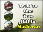 A Trek To One Tree Hill At Matheran In Maharashtra