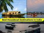 Best Backwaters And Houseboat Destinations In India