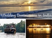Travel to the 5 Best Wedding Destinations in India