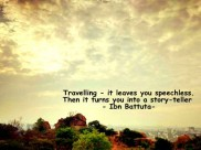 Signs That Prove You Are Born To Travel
