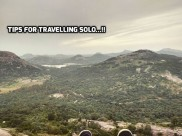 Top 6 Don'ts to follow while Travelling Solo