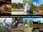Incredible Weekend Getaways From Hyderabad