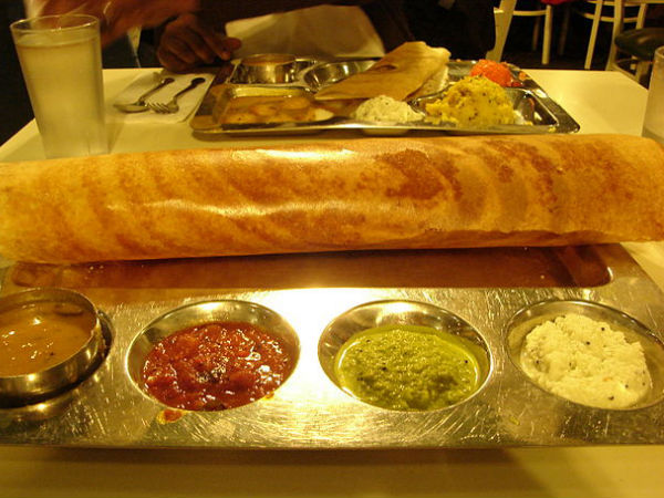 Best street food in bangalore nativeplanet for Assamese cuisine in bangalore