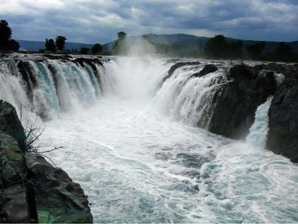 Five Best Waterfalls of South India
