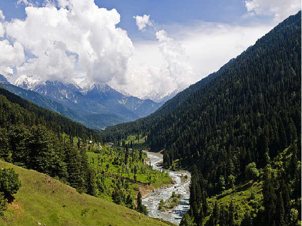 The Kashmir Valley, Kashmir