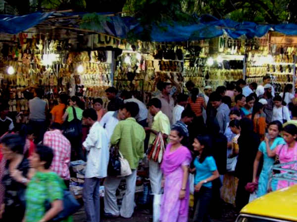 Mumbai bazaar Walking tour