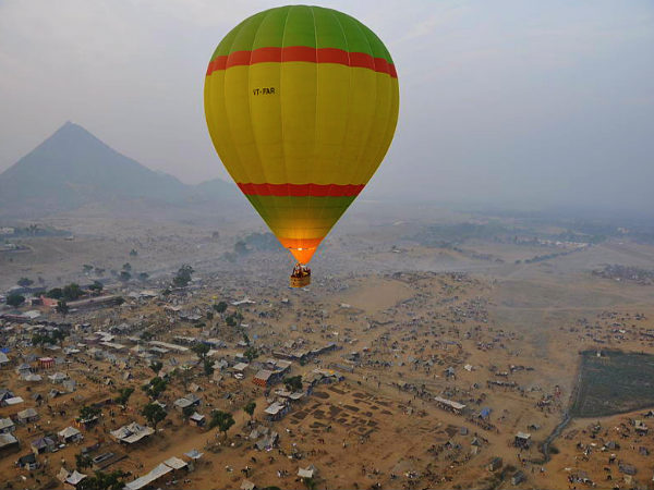 Adventure Tour in Rajasthan