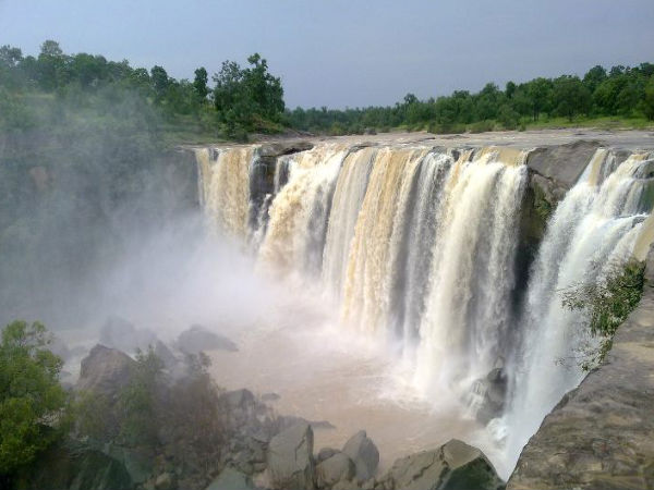 Popular Waterfalls of Chhattisgarh