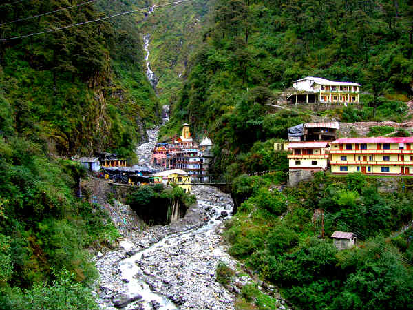 Yamunotri Image to be Uploaded