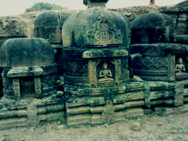 Sacred Buddhist Sites of Odisha