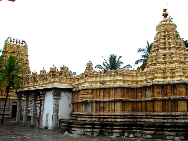Sacred Temples in Mysore