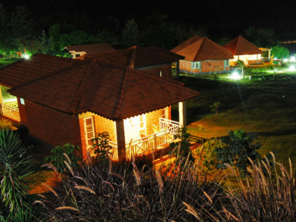 Stay at Bandipur...