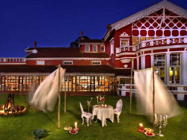 Fernhill Palace, Ooty