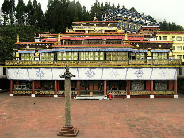 Buddhist Monasteries