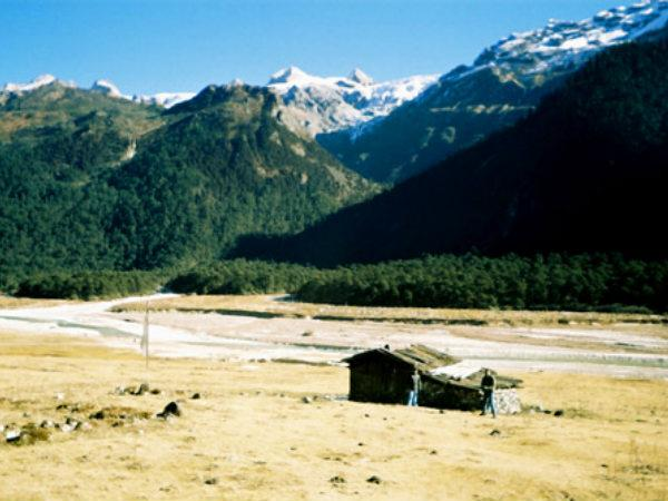 Exploration of North Sikkim