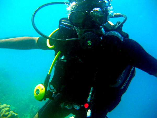 September:  Scuba diving and snorkelling in Havelock Island