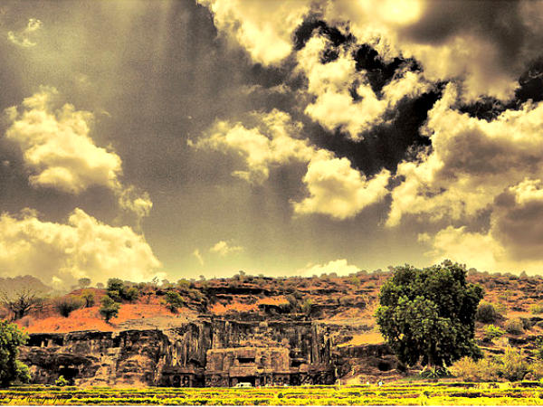 To the Caves of Ellora