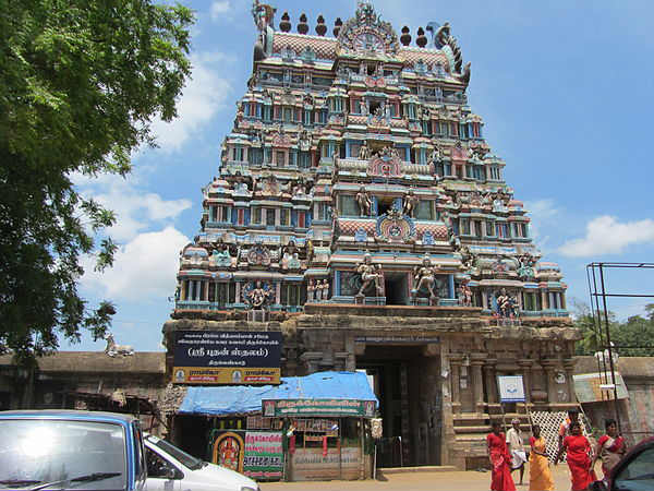 The Navagrahas of Tamil Nadu