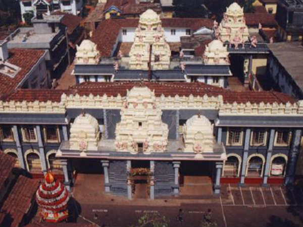 A temple tour in Mangalore