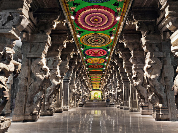 Ending the Journey at Madurai
