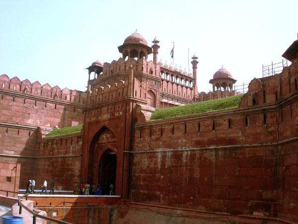 Red Fort - A UNESCO site