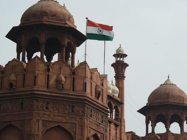 Red Fort - On Independence Day