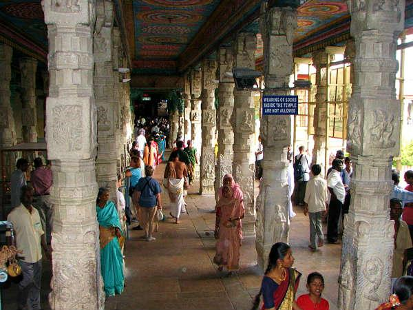 How Madurai got its name