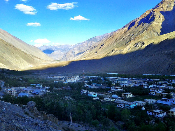 Kinnaur – The Land of Orchards