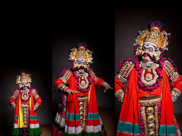 Yakshagana – The Traditional Art Form of Karnataka
