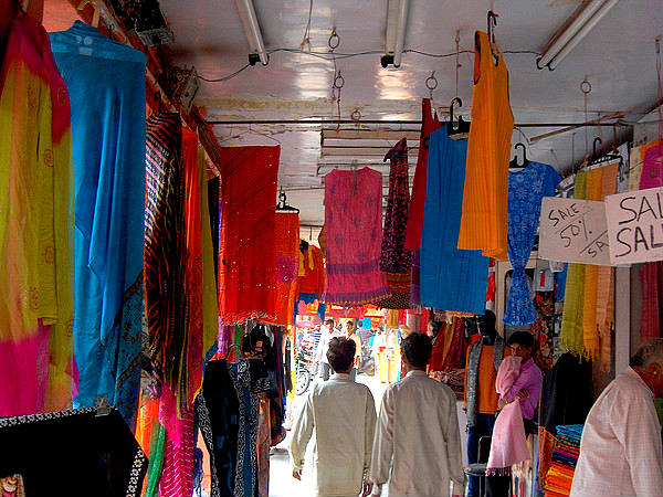 Shopping Destinations in Jaipur
