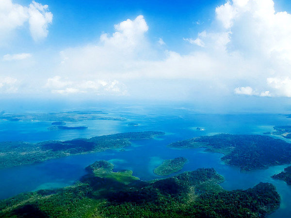 Emerald Islands, Andaman and Nicobar Islands