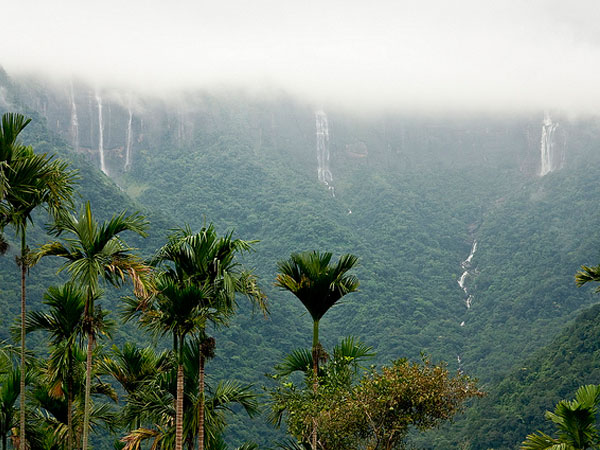 Experience Monsoon Magic in Meghalaya, The Abode of Clouds!