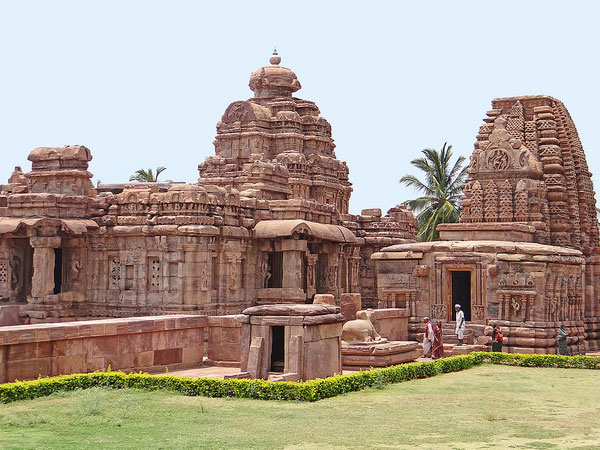 Monuments in Pattadakal