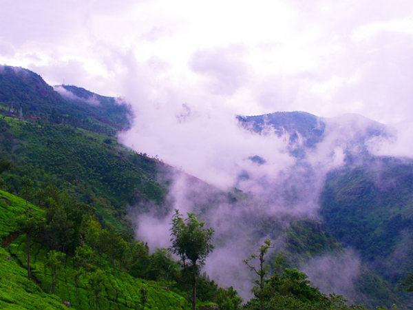 Monsoon Getaways in Tamil Nadu