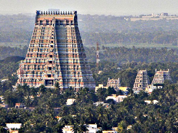 Tiruchirappalli, The Heart of Tamil Nadu