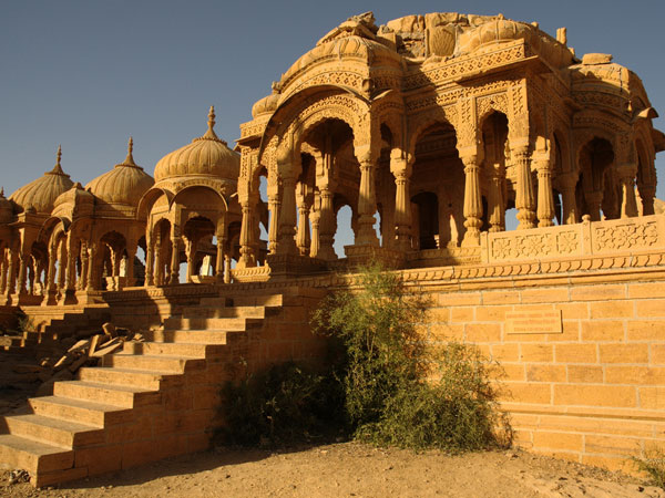 The Golden City of Jaisalmer in Rajasthan