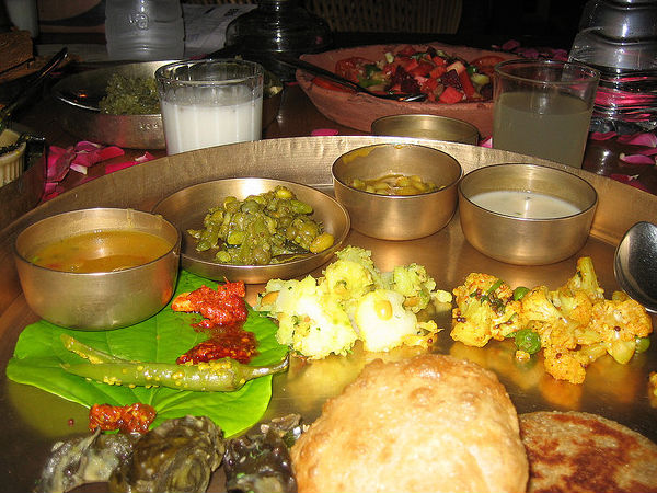Food and Stay in Ahmedabad