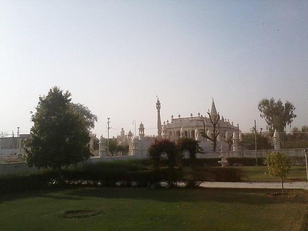 Ladnun, The Home of the Jain Gods