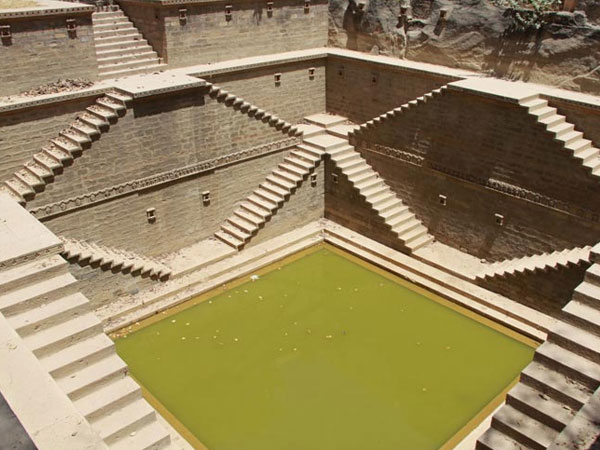 Ramkund Step-well