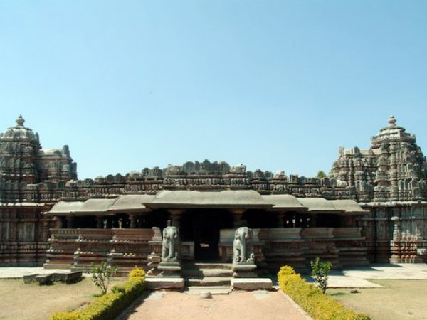 The City of Hoysalas, Belur