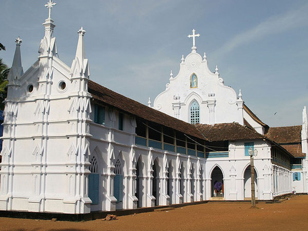 Champakulam Church