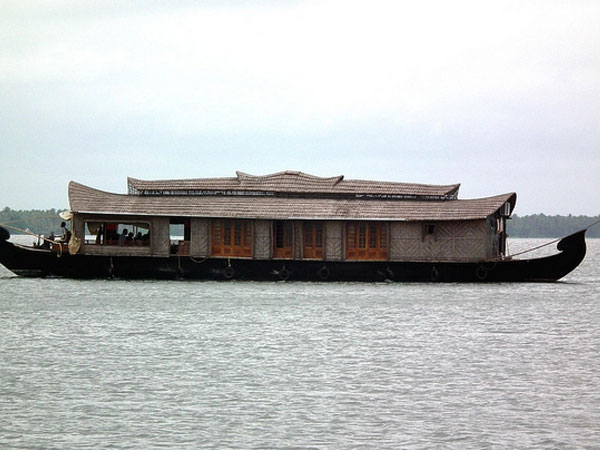 Houseboats of Kerala