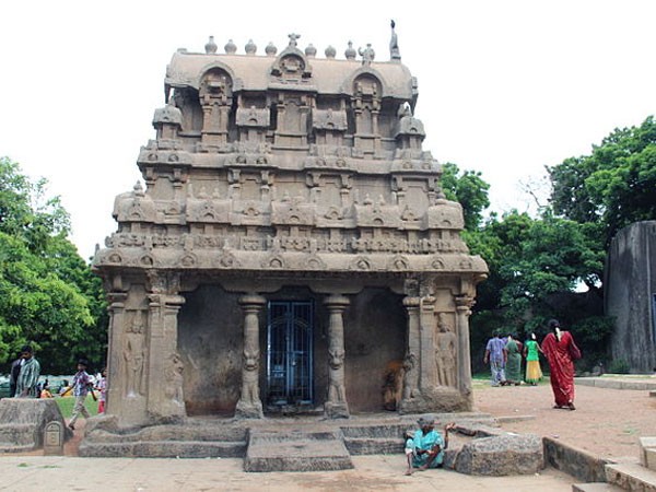 Ganesha Temple at Mamallapuram