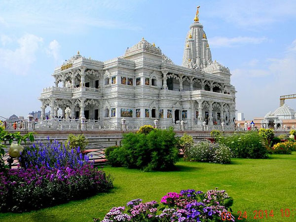 The Mystical Lands Of Mathura And Vrindavan