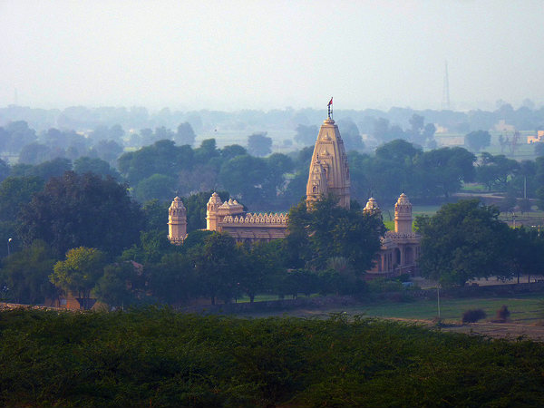 The City of Ruins, Hisar